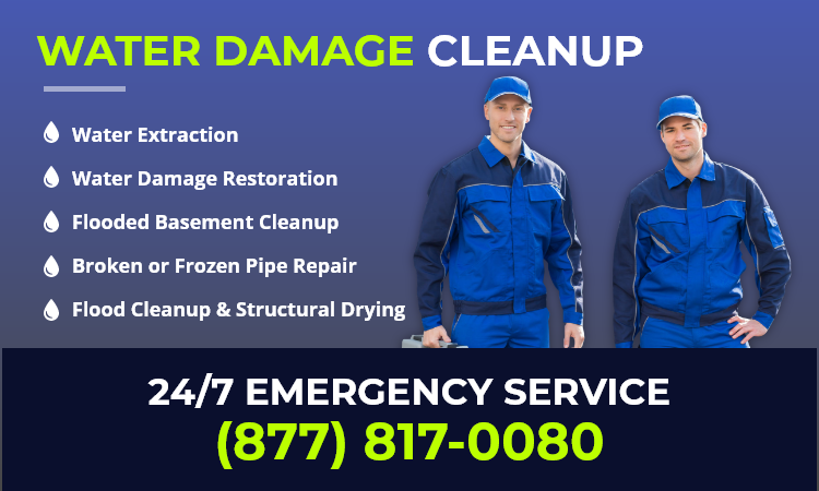 Johns Creek flood restoration company